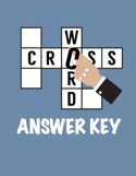 CROSSWORD ANSWER KEY 125w